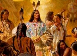 native american folklore as mythology The native american or indian peoples of north america do not share a single, unified body of mythology the many different tribal groups each developed their own stories about the creation of the world, the appearance of the first people, the place of humans in the universe, and the lives and deeds of deities and heroes.